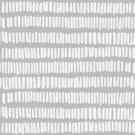 grey pattern: Modern hand drawn grey seamless pattern. Abstract vector background.