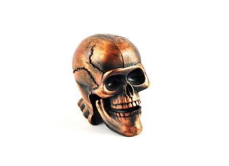 clr: A skull