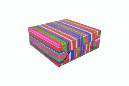 clr: Gift Box  Stock Photo