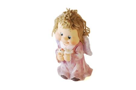 porcelain doll figurine  photo