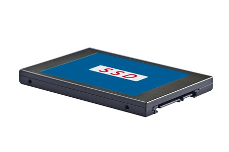 2 5 inch  notebook size  solid state drive  SSD , sata interface photo