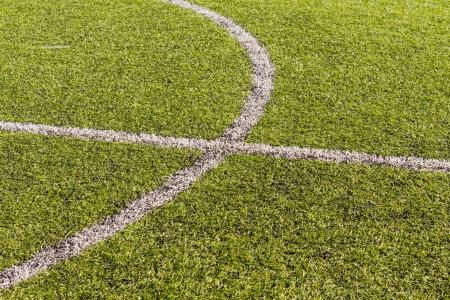 futsal: Artificial grass soccer pitch or indoor futsal pitch