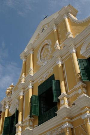 St. Dominics Church Macau S.A.R.