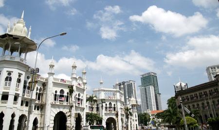Kuala Lumpur railway station 新聞圖片