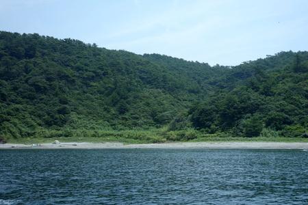 Nushima sandy Фото со стока - 87067880
