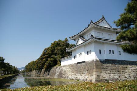 Kyoto Nijo castle Editorial