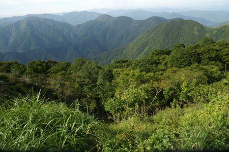 Mt. Ibuki 版權商用圖片