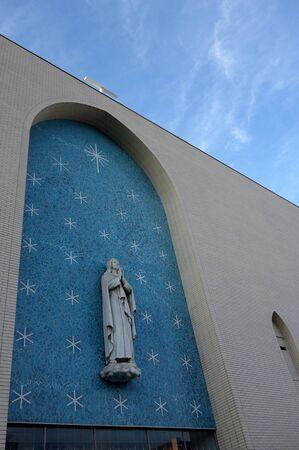 성 메리 성당, 오사카