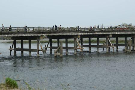 Arashiyama togetsu-Kyo brug