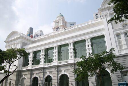Singapore views 版權商用圖片