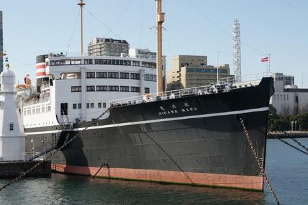 日本船「ひかわまる」 報道画像