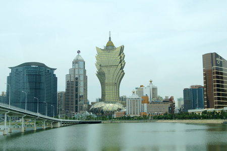 Macau S.A.R. views
