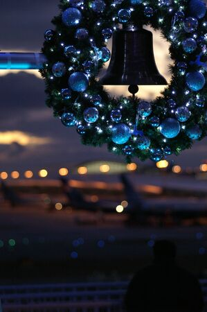 Airport for Christmas