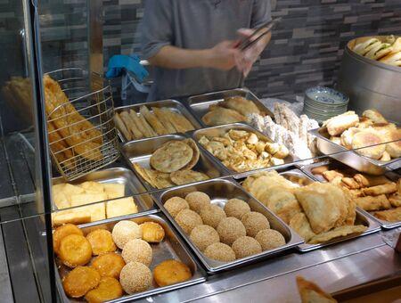 中華料理ビュッフェ