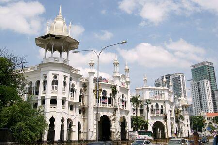 Kuala Lumpur railway station Redakční