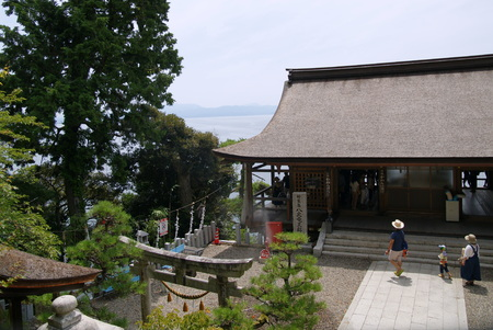 Chikubu Island shrine