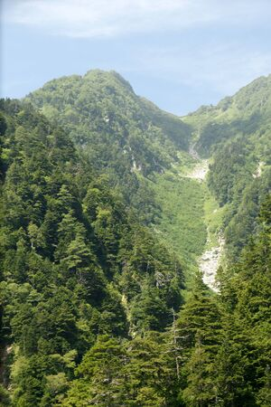 Komagatake at Nagano, Japan