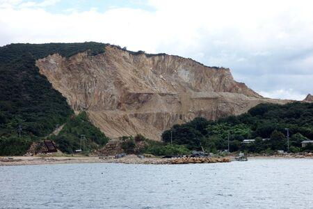 Tangajima at Harimanada, Japan 版權商用圖片