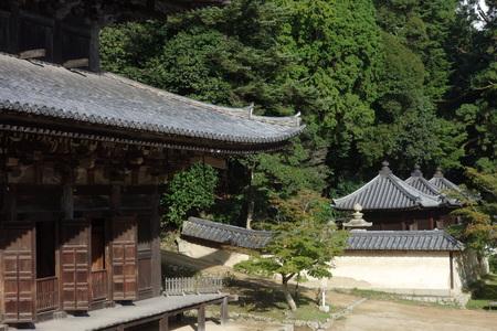 Engyoji at Himeji, Japan 写真素材 - 133523865