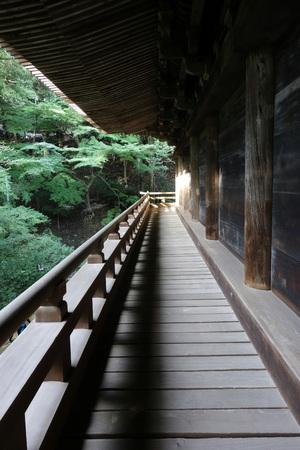 Engyoji at Himeji, Japan