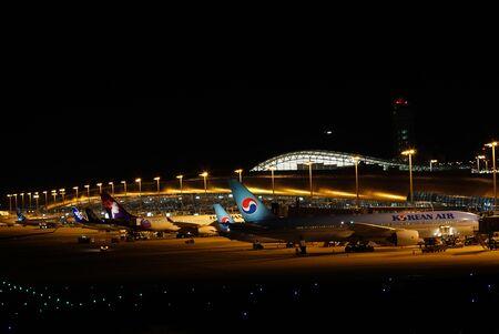 Kansai International Airport 写真素材 - 136866126