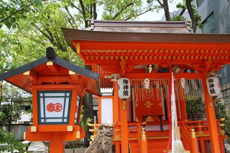 Yasui konpira shrine 写真素材