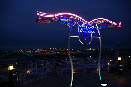 Kansai International Airport 写真素材 - 136919898