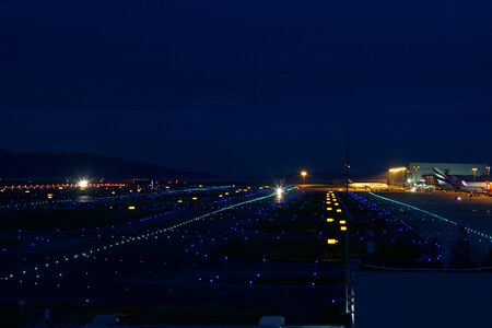 Kansai International Airport 写真素材 - 136919900