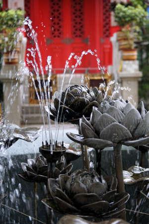 Hong Kong Huang Daxian Shrine 写真素材