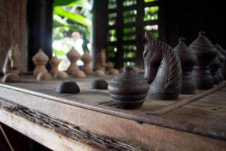 woodcraft: Thai Chess