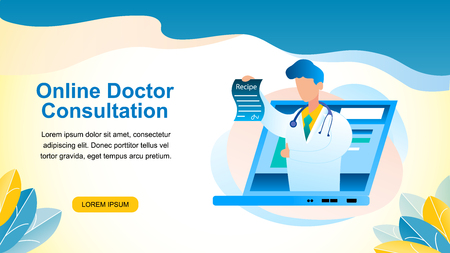 Doctor Consultation Banners Waterproof Banners