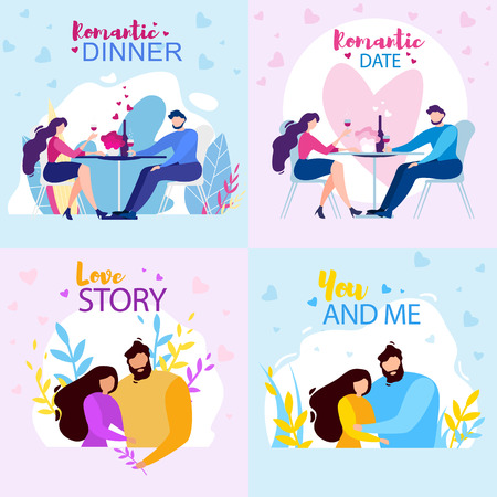 Dating illustration story