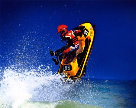 moto acuatica: Jet Ski Sport