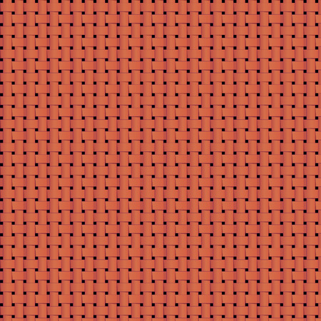 Wicker seamless pattern  Abstract background  Vector illustration Vector