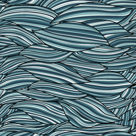 waves pattern: seamless waves pattern