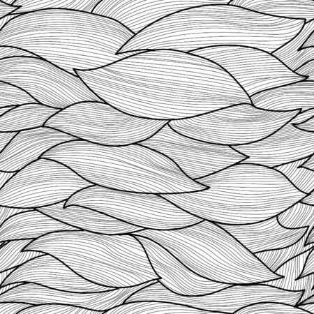 waves pattern: seamless waves pattern