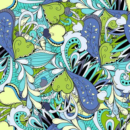 day: seamless pattern background Valentines Day
