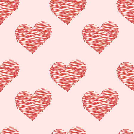 Abstract heart pattern. Banco de Imagens - 89975669