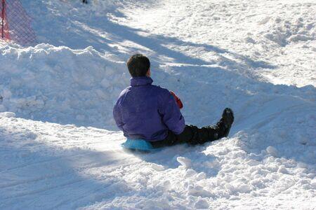 Snow fun Stock Photo - 797544