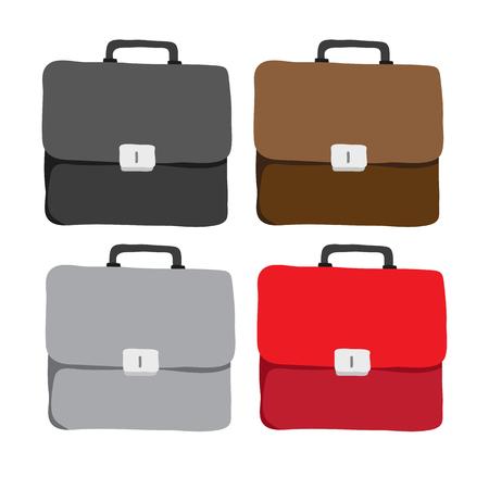 handbag vector collection design, bag vector collection design