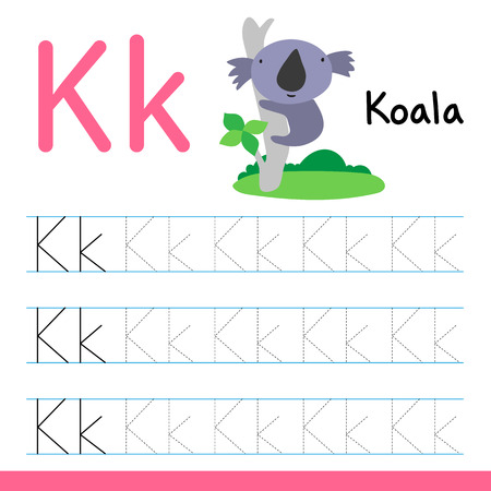 koala drawing line vector design, koala line drawing vector design