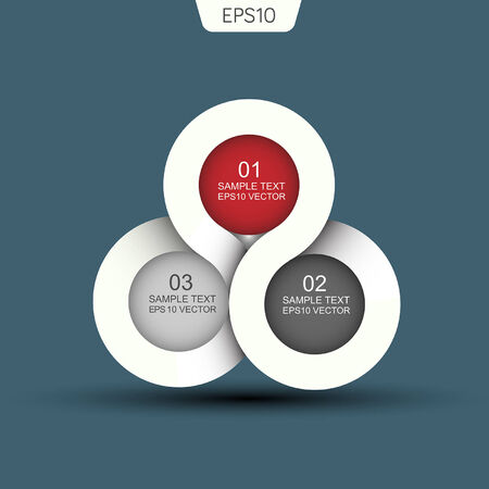 schedule system: EPS10 Vector infographics panel. infographics panel