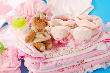 canastilla para bebé recién nacido niña