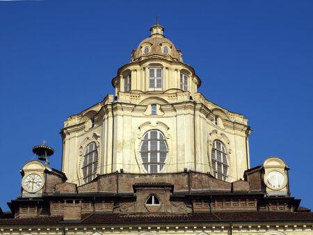 lorenzo: The church of San Lorenzo, Turin, Italy