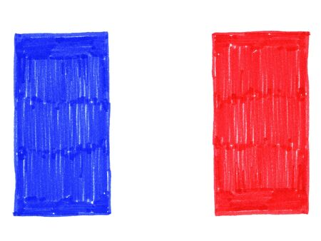 francaise: National flag of France