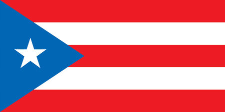 puertorico: The national flag of the country of Puerto Rico