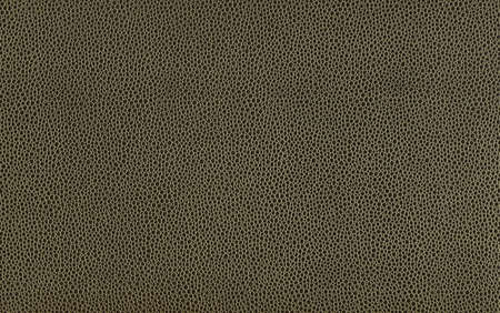 leatherette: Brown olive green leatherette texture useful as a background