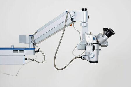 researches: Nuovo e moderno microscopio per ricerche mediche