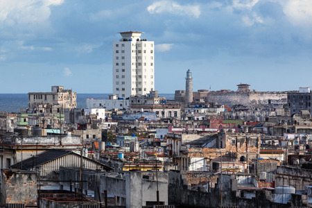 view of Havana on a sunny day photo