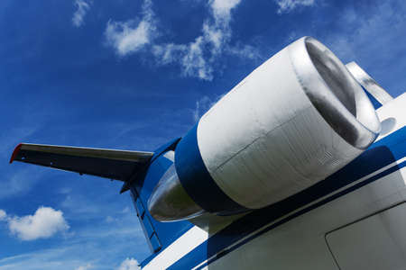 aircraft engine: the engine of the modern aircraft